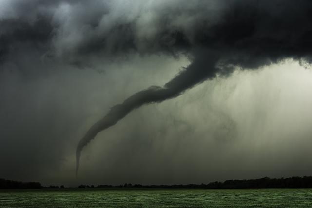 , 'Tornado Over Field. Viola, Kansas,' 2013, Bernarducci Meisel Gallery