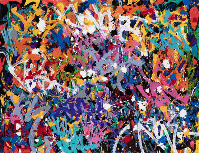 , 'Color Waves,' 2016, Galerie Droste