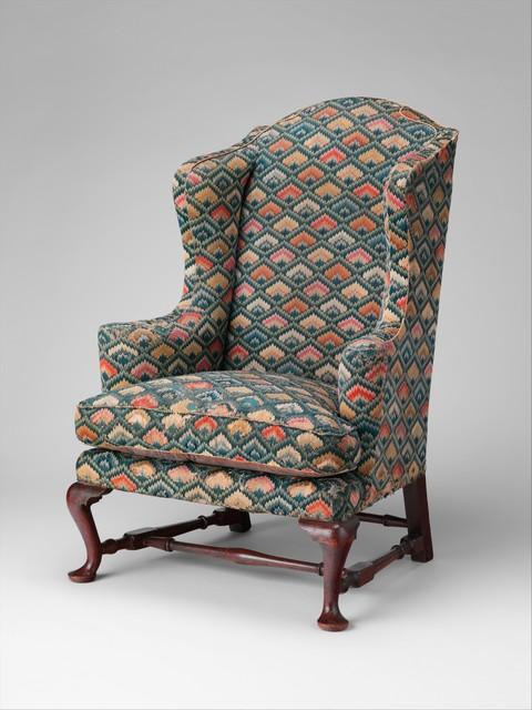Caleb Gardner, 'Easy Chair', 1758, The Metropolitan Museum of Art