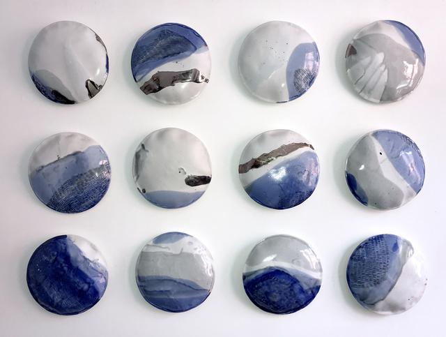 Stepanka Horalkova, 'Blue Horizon', 2017, Michele Mariaud Gallery