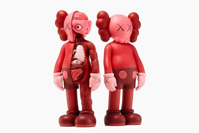 KAWS, 'Companion Set (Blush)', 2016, Forum Auctions