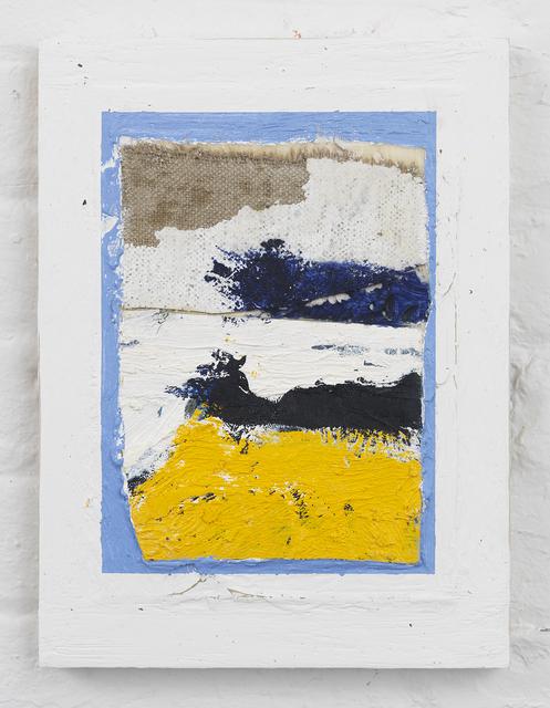 , 'Dover ,' 2015-2016, Almine Rech