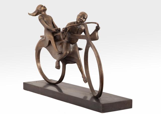 , 'Bike Riding,' 20, al markhiya gallery
