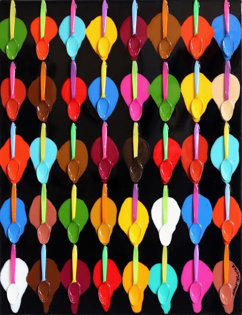 Mauro Oliveira, 'Bombay Ice Cream Tasting II', 2019, Artspace Warehouse
