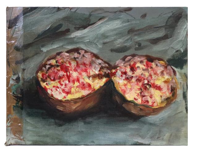 , 'Romã [Pomegranate],' 2017, Casa Triângulo
