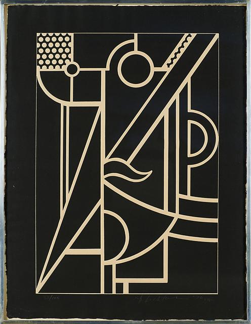 Roy Lichtenstein, 'Modern Head #3 (from Modern Head Series)', 1970, Rago