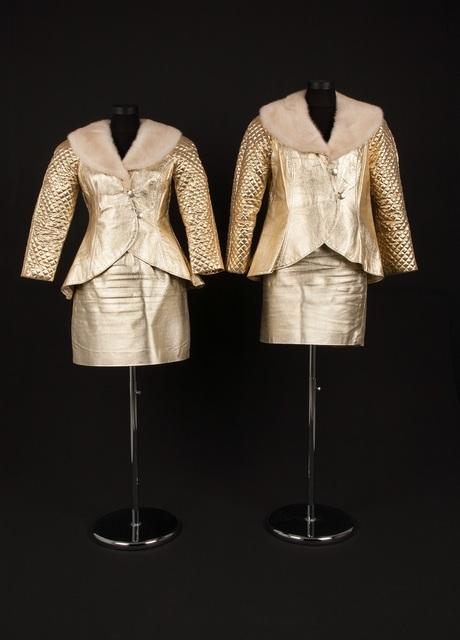 , 'Costume des artistes EVA & ADELE,' 2000, Musée d'Art Moderne de la Ville de Paris