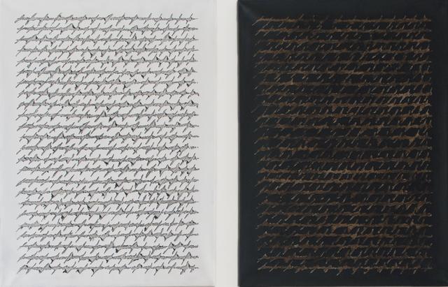 , 'Love Letter / Love Tears,' , Galleria Ca' d'Oro