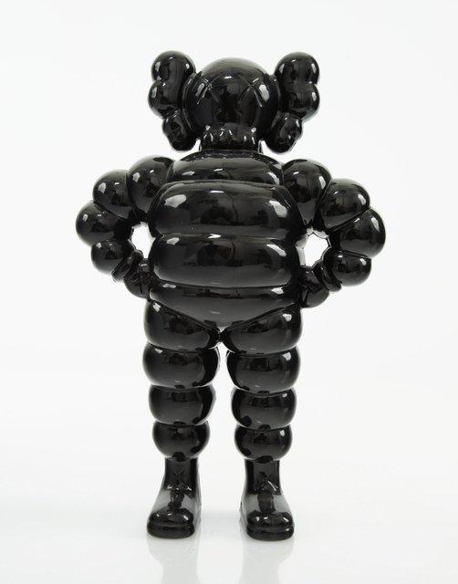 KAWS, 'Chum (Black)', 2002, Sculpture, Cast resin, Heritage Auctions