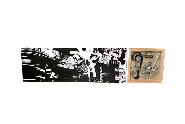 , 'Race,' 2016, De Re Gallery