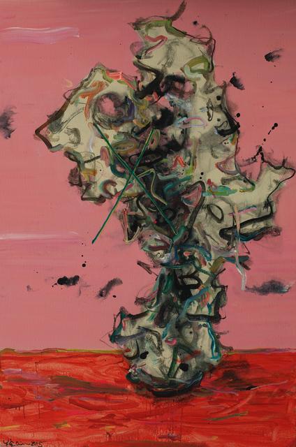 , 'Microcosm Series - Red land,' 2015, ArtCN