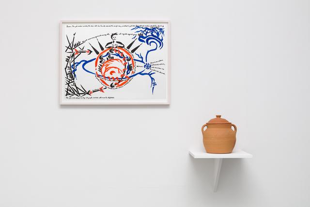 Marjetica Potrc, 'The Pot Maker Shapes Unity', 2016, Galerie Nordenhake