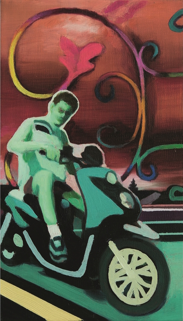 , 'The Giant Rider (Study),' 2017, Tajan ArtStudio