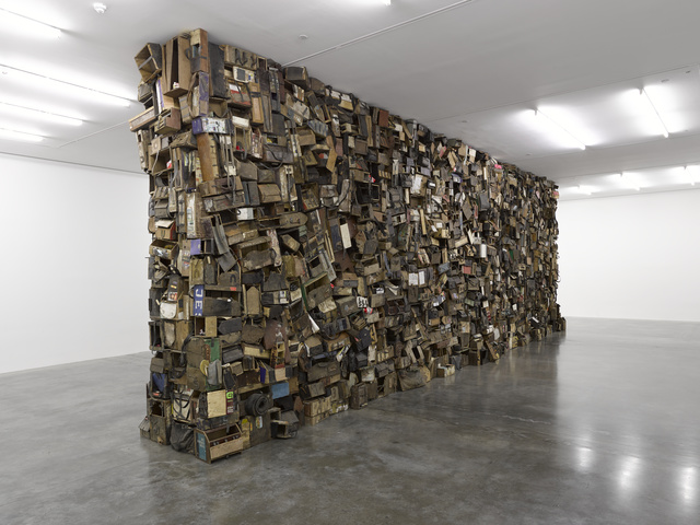 , 'Non-Orientable Nkansa II,' 2017, White Cube