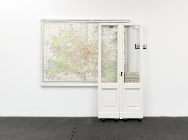 , 'DER ZUKUNFT GLANZ (BERLIN),' 2014, Galleria de' Foscherari