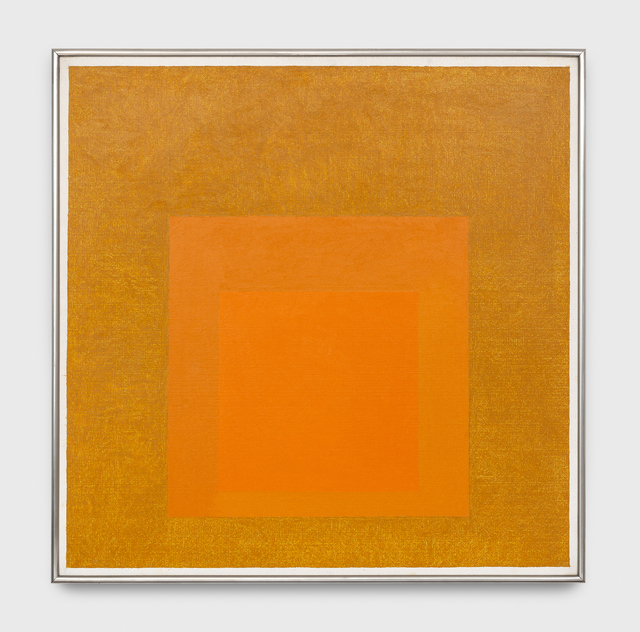 , 'Study for Homage to the Square,' 1957, QG Gallery