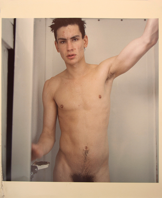 , 'Untitled (Self Portrait Standing in the Shower),' 1981, ClampArt