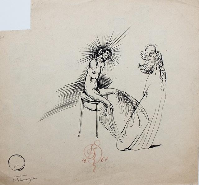, 'Angels,' 1965, Gallery Katarzyna Napiorkowska | Warsaw & Brussels