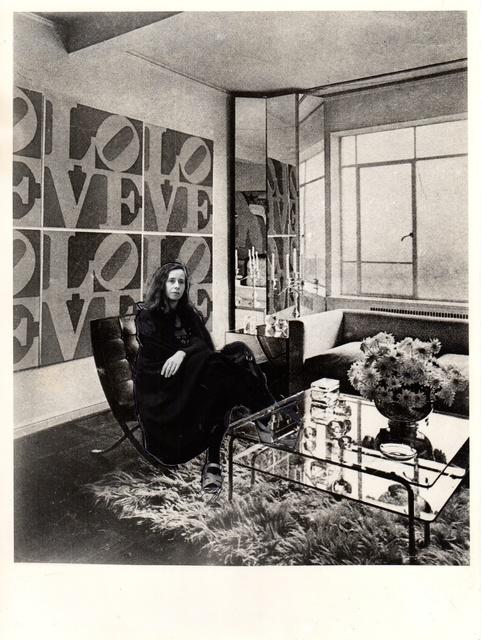 , 'Arte e Decoração,' 1975, Henrique Faria Fine Art