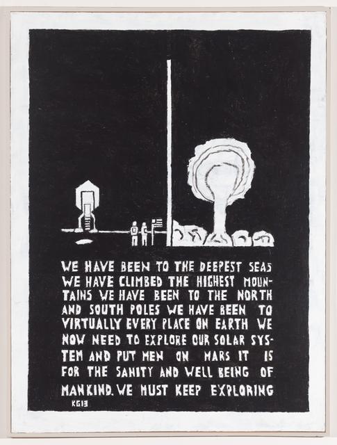 , 'Untitled (The Deepest Seas),' 2013, Ricco/Maresca Gallery