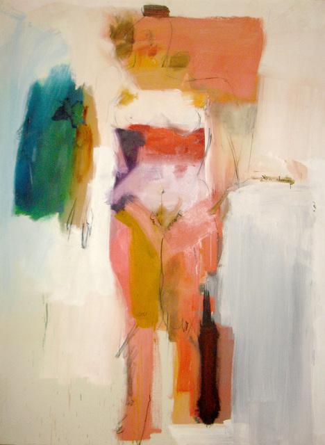 , 'Summer Nude, Miss New Jersey III,' 1960, Tibor de Nagy