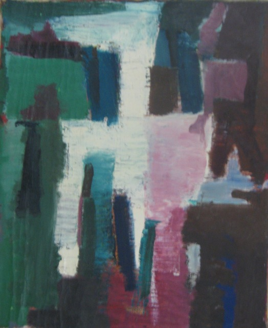 , 'Untitled,' 1950, Berry Campbell Gallery