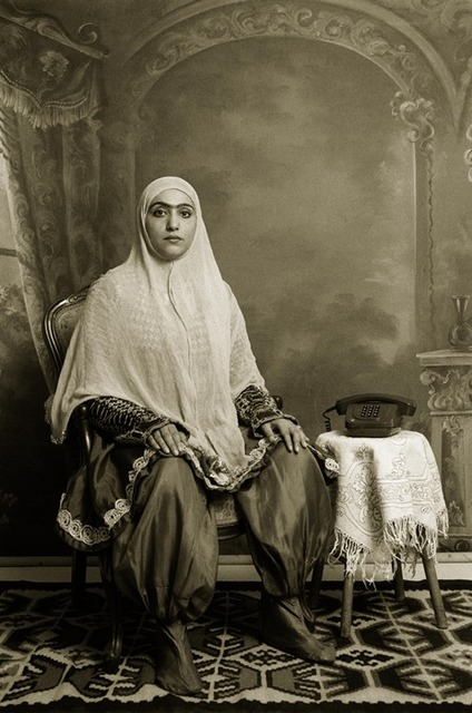 , 'Qajar #22,' 1998, Officine dell'Immagine