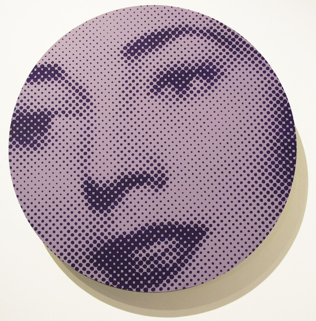 , 'Large Mauve / Purple Woman (Chorus Series 13.5),' 2013, Wilding Cran Gallery