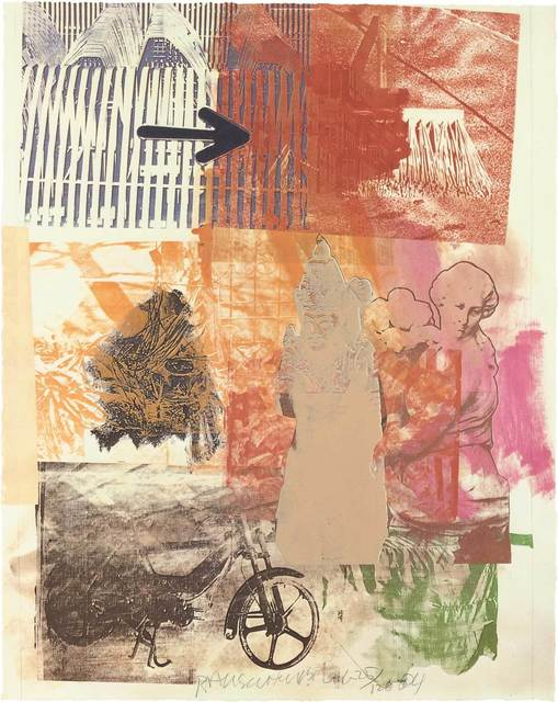 Robert Rauschenberg, '[UNTITLED]', 1984, Doyle