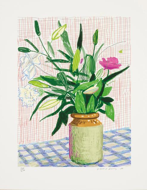 David Hockney, 'Untitled no. 516, from A Bigger Book: Art Edition D', 2010/2016, Phillips