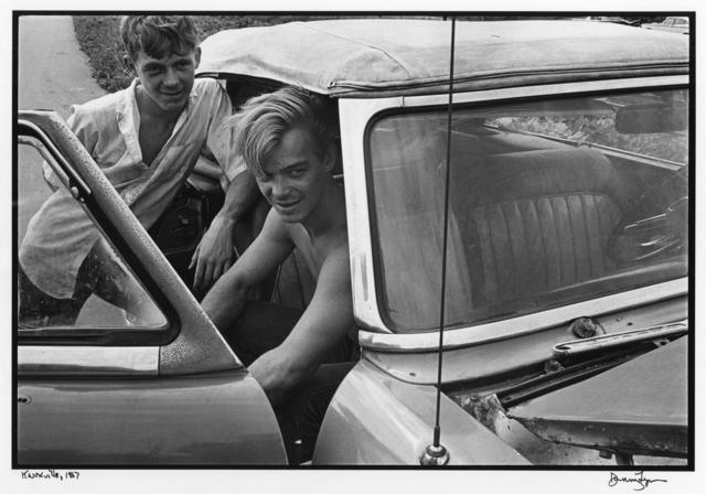 Danny Lyon, 'Knoxville', 1967, Photography, Gelatin silver print, Etherton Gallery