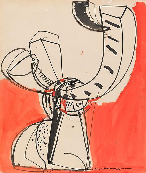 , 'Untitled,' 1946, Mark Borghi Fine Art