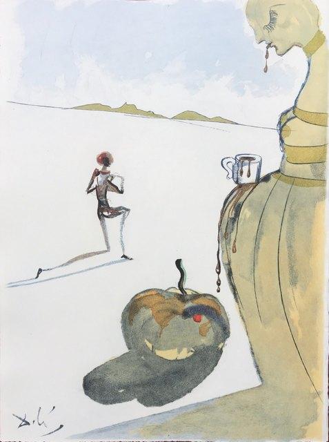 Salvador Dalí, 'Casanova - Cup Of Chocolate', 1967, Dali Paris