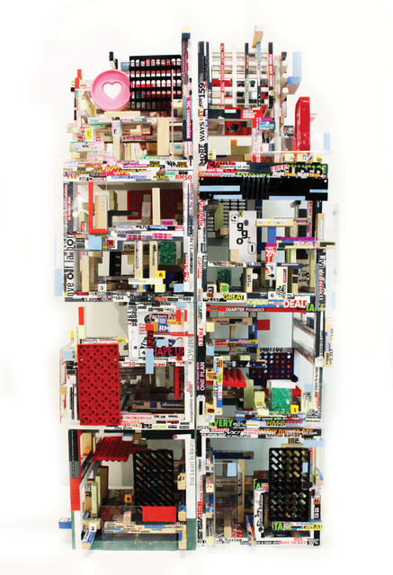 , 'Shopping Ghettoes - Absolute Towers,' 2010-2011, Wei-Ling Gallery