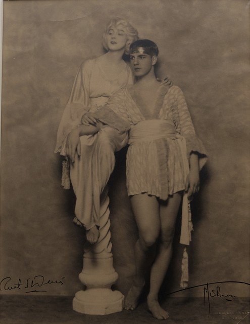 , 'Ruth St. Denis and Ted Shawn,' 1920, The Halsted Gallery