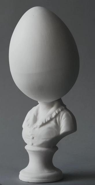 , 'Wunderkammer II 18, Large Egg,' 2017, Cynthia Corbett Gallery