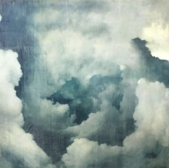 , 'Cloud Study 28,' 2016, David Lusk Gallery