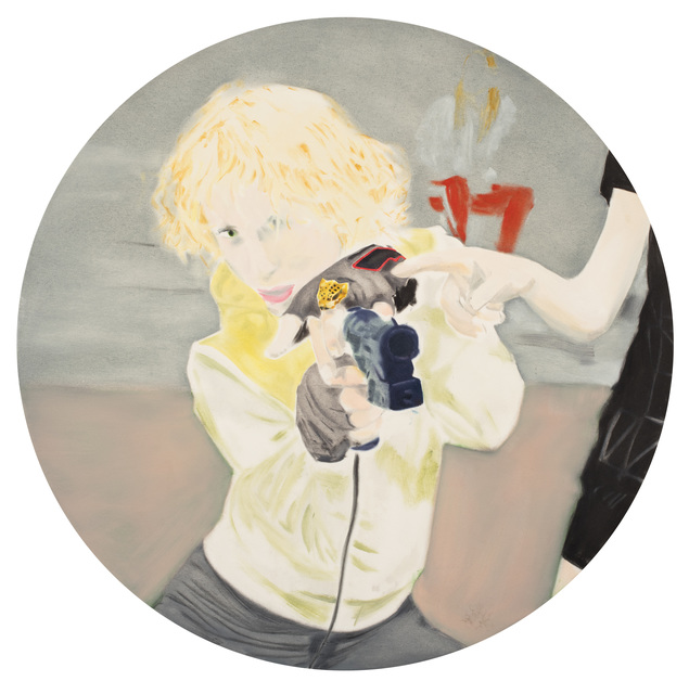 , 'Madeleine with gun (Bulgari Ring),' 2005, Galleria Pack