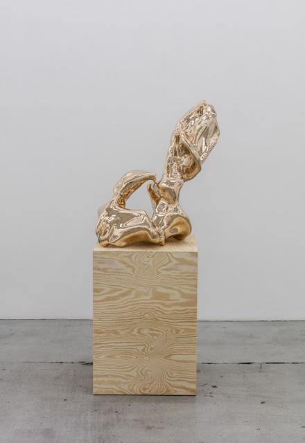 , 'Bronze pour XXVI,' 2016, Galleri Nicolai Wallner