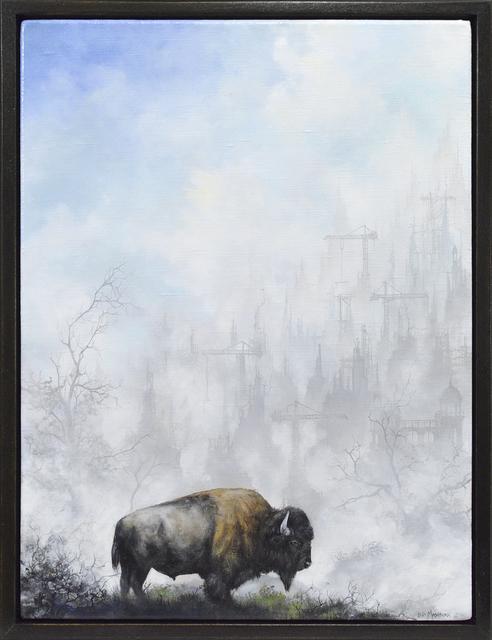 , 'Bull,' 2015, Paradigm Gallery + Studio