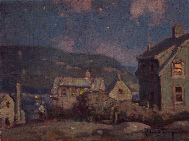 , 'Monhegan, Nocturnal,' , J. Cacciola Gallery