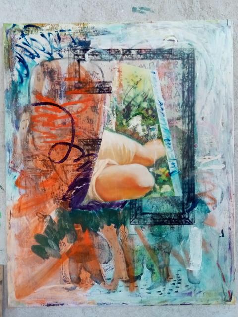 , 'zz one or two,' 2018, Galería Karen Huber
