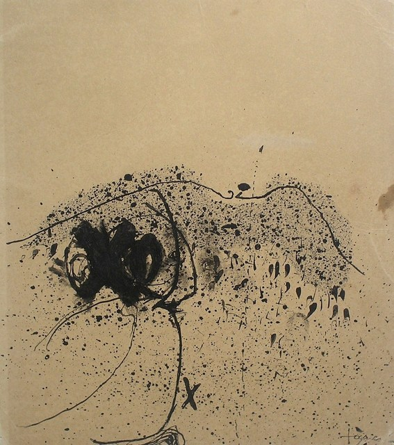Antoni Tàpies | Untitled (1955) | Available for Sale | Artsy