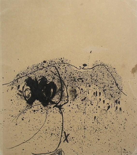 , 'Untitled,' 1955, Nicholas Gallery