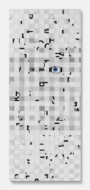, 'Lame Word for Same Eye,' 2015, Tanya Leighton