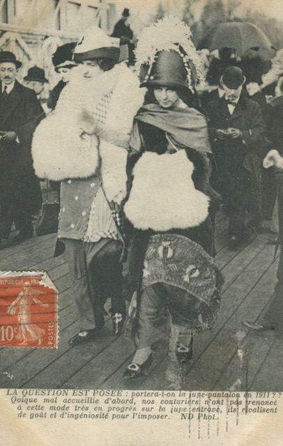 , 'La Question est posée,' 1911, Les Arts Décoratifs