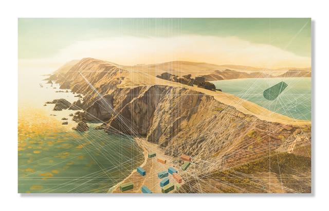 , 'Point Reyes National Seashore,' 2016, Treason Gallery
