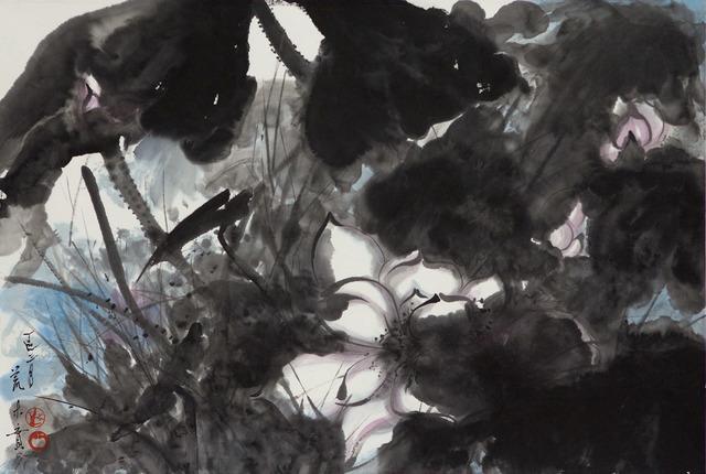 , 'Lotus (MA-071),' 1977, Erik Thomsen