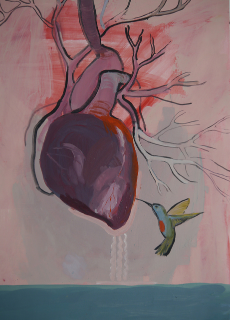 , 'Heart and the Hummingbird,' 2016, Phylogeny Contemporary