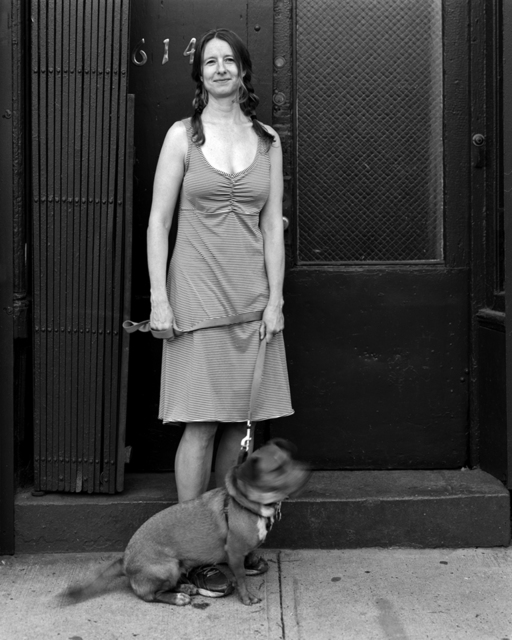 , 'Suzanne with Delilah,' 2016, Soho Photo Gallery